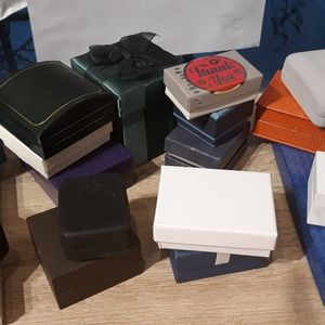 Jewelry - 20 jewelry boxes mix